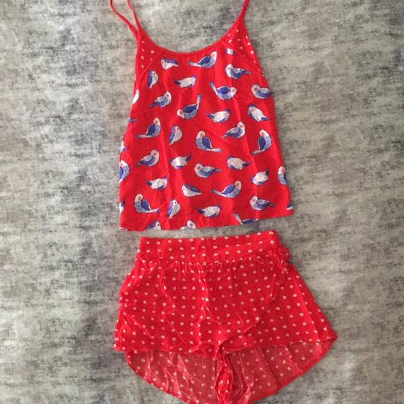66da9ca120c57 Oysho Intimates & Sleepwear | Pajama Set | Poshmark